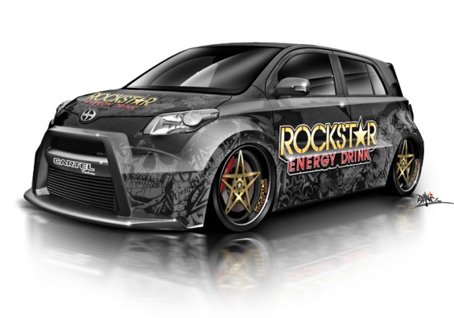 sema-scion-xd