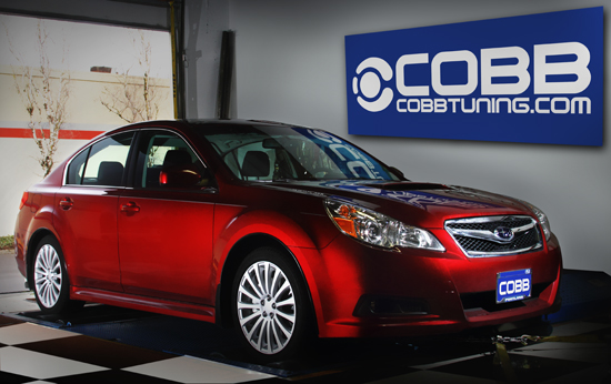 COBB AccessPORT ProTuner EFI Logics makes big power with the 2010 ...
