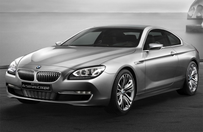 World premiere: the BMW Concept 6 Series Coupe