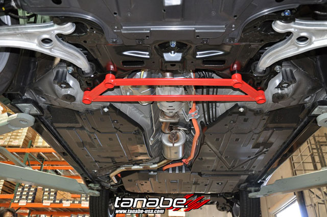 Honda Cr Z Parts From Tanabe Exhaust And Suspension